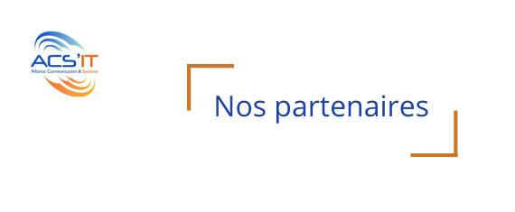 Partenaires ACS IT